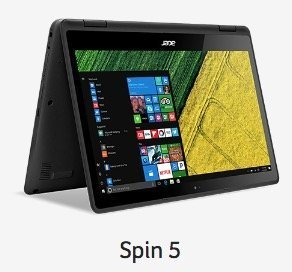 Spin 5