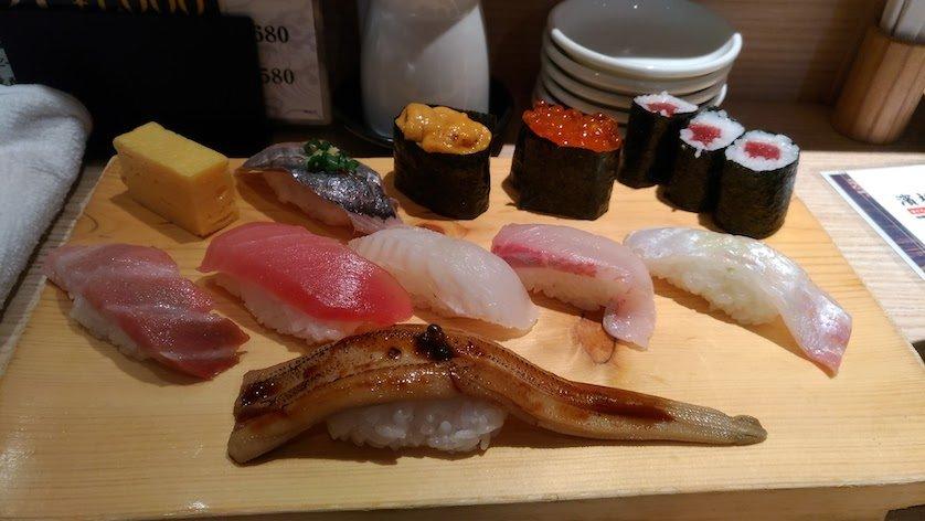 ZenFone3 寿司