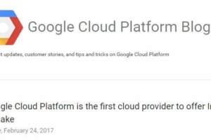 Google Cloud Platform がSkylake世代のXeonを採用へ