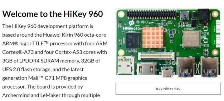 HiKey 960