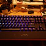 VAVA-GE001 、光る英字配列のゲーミングキーボードをレビュー