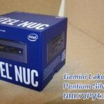 Gemini Lake世代のNUC、「NUC7PJYH」を買ってみた